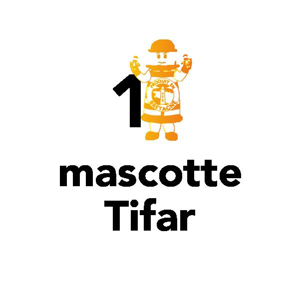 mascotte Tifar