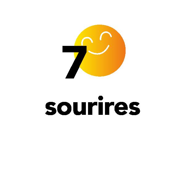 7 sourires