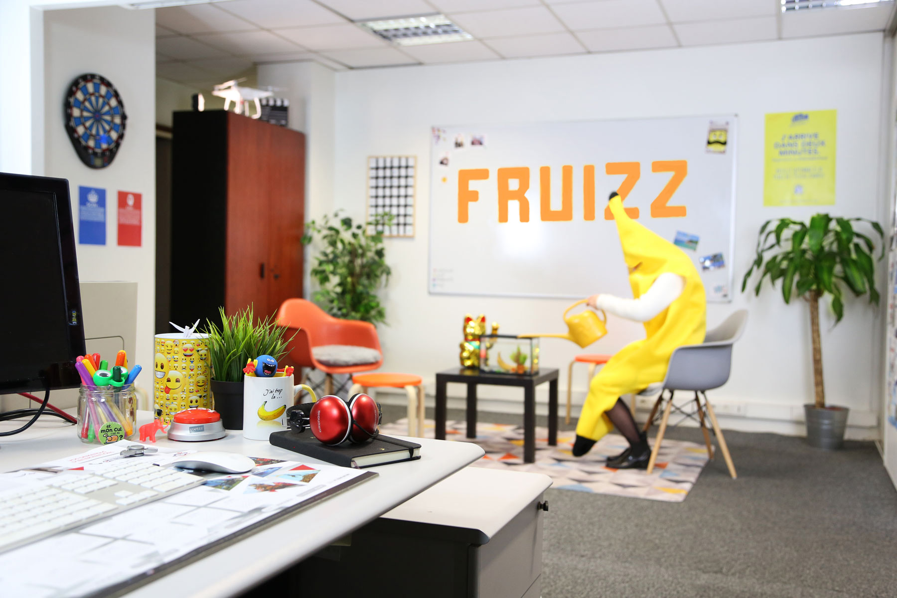 Fruizz Agence de communication Nantes