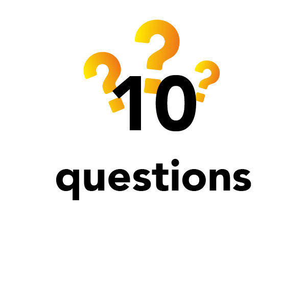 10 questions