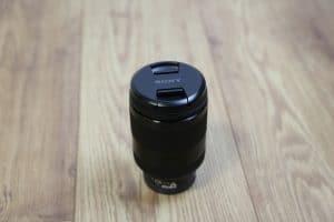Objectif Sony 18-250 mm