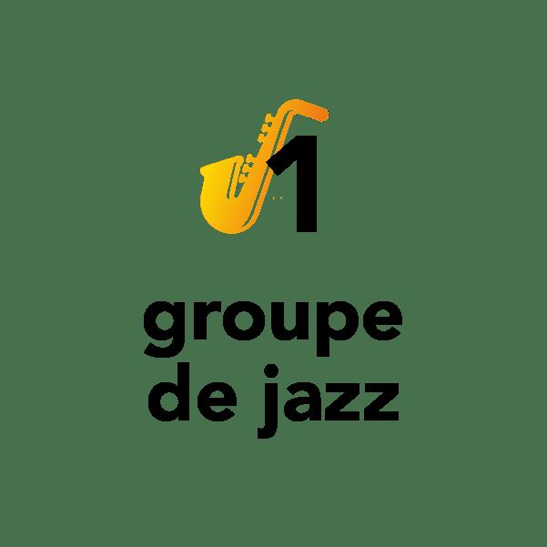 1 groupe de jazz