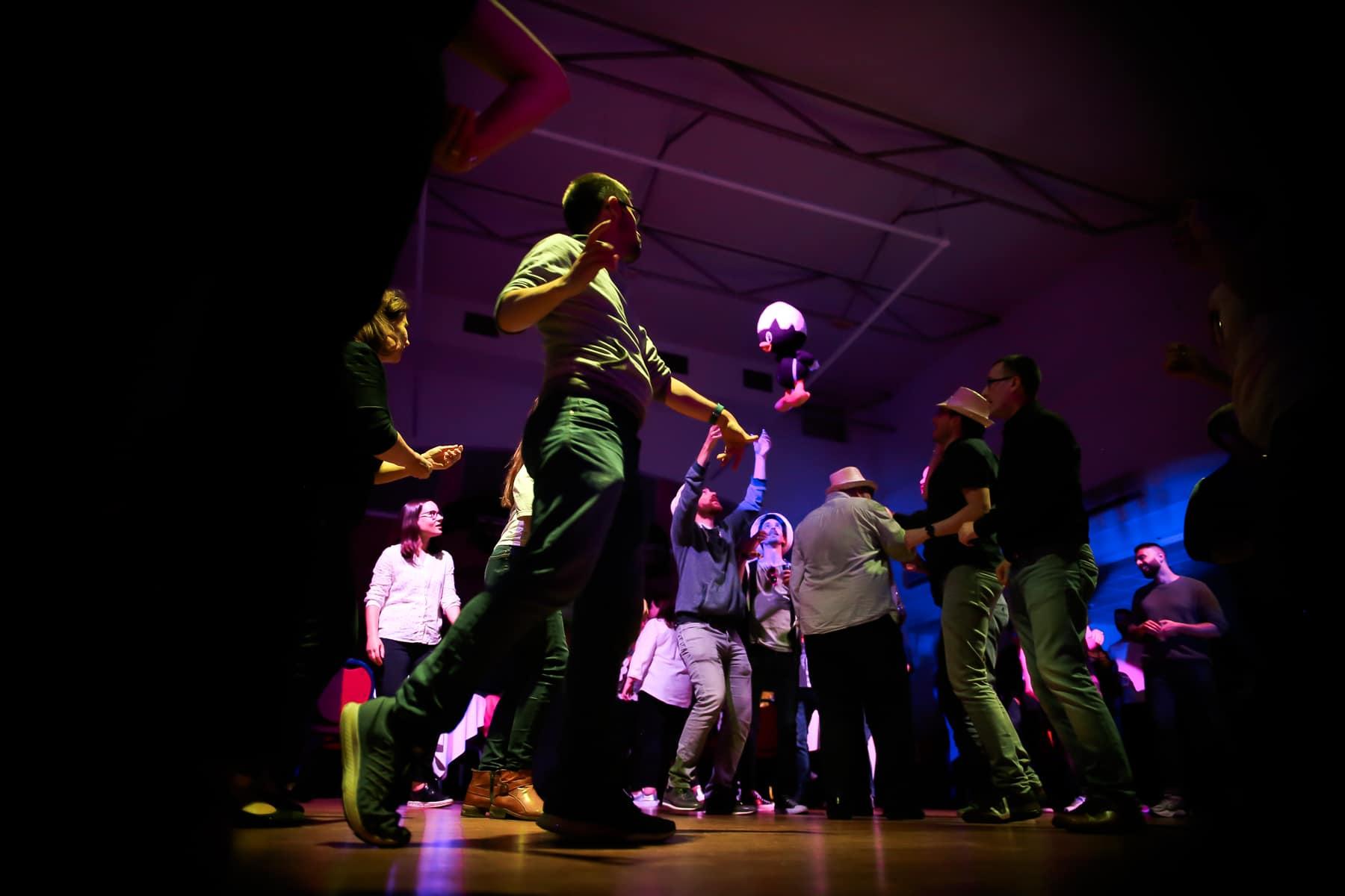 Concert danse événementiel nantes