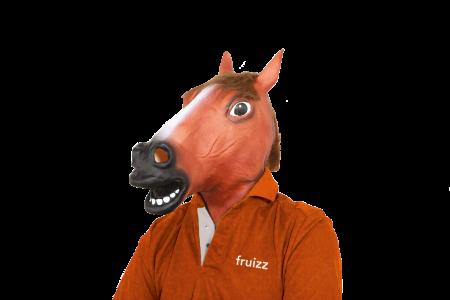 Masque Cheval fruizz