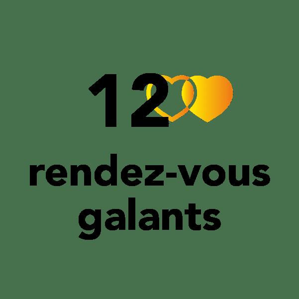 12 rendez-vous galants