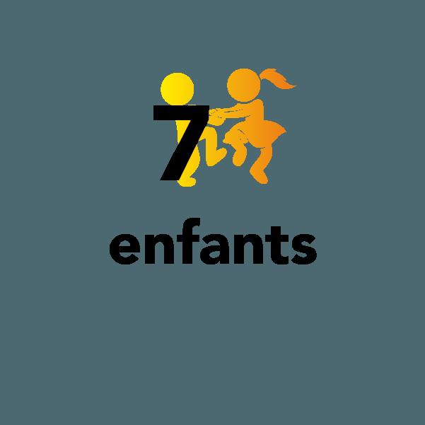 7 enfants