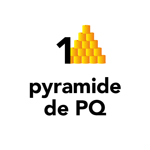1 pyramide de PQ